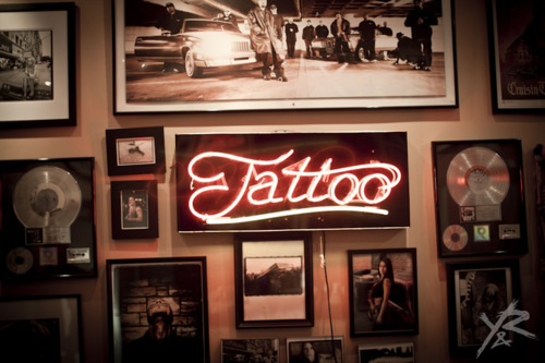 Image result for tattoo parlor